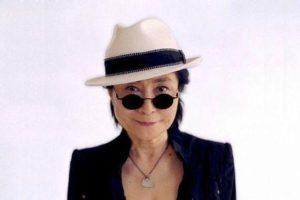 Legendarna artystka Yoko Ono wPoznaniu