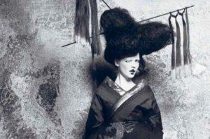 Japońska projektantka mody Junko Koshino wPolsce