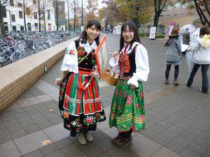Gdzie ijak Japończycy poznają język, historię ikulturę Polski